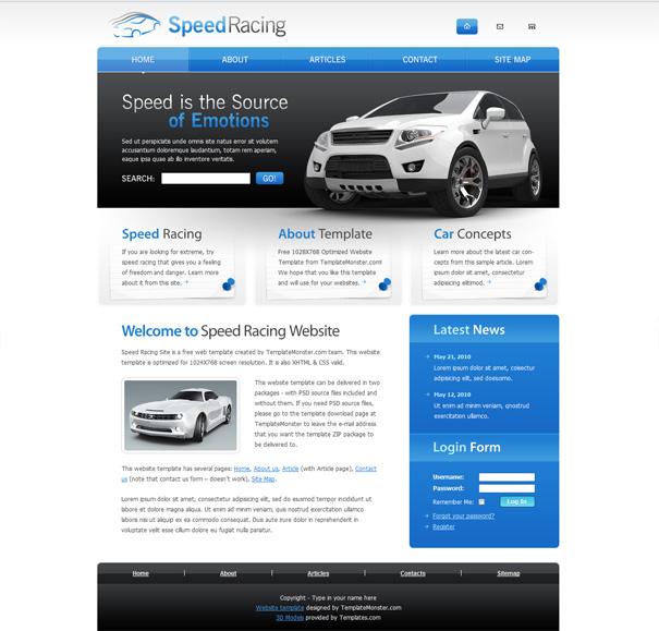Бесплатные html сайты и шаблоны скачай бесплатно готовый.