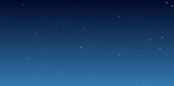 анимационные картинки голубой фон