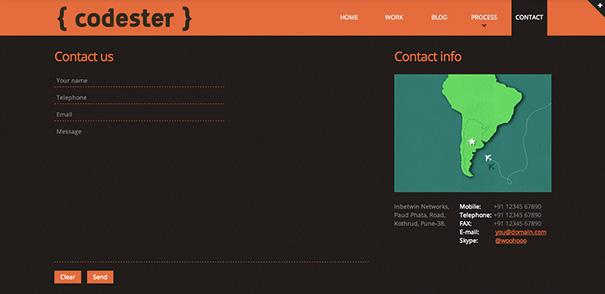 Шаблон Twiitter Bootstrap для web-студии