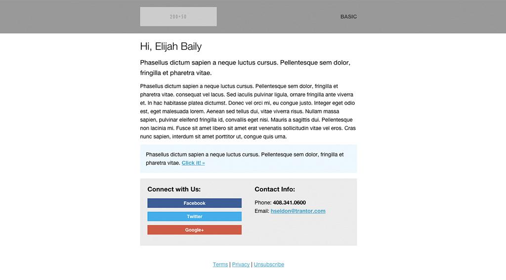 30 адаптивных и бесплатных Email шаблонов | zennoposter.club