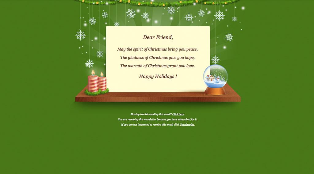 Шаблоны новогодних открыток скачать